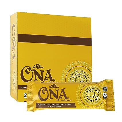 ONA - Dulce orgánico sin gluten golosinas dulces de miel ...