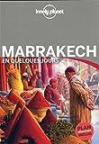 Marrakech En quelques jours - 4ed