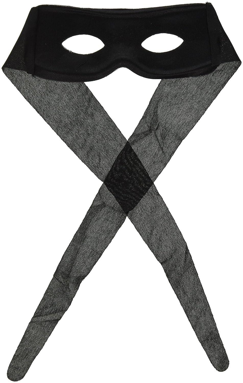 Zorro Mask | Costume Accessories 12 Ct.
