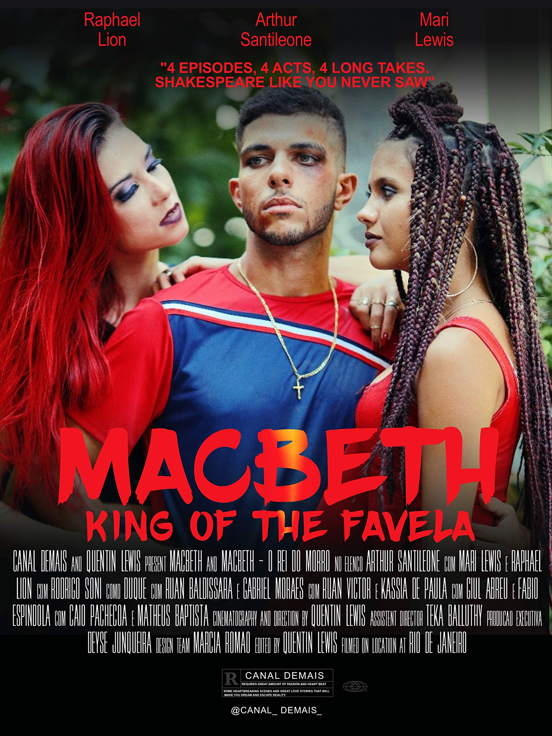 Macbeth - King of the Favela on Amazon Prime Video UK