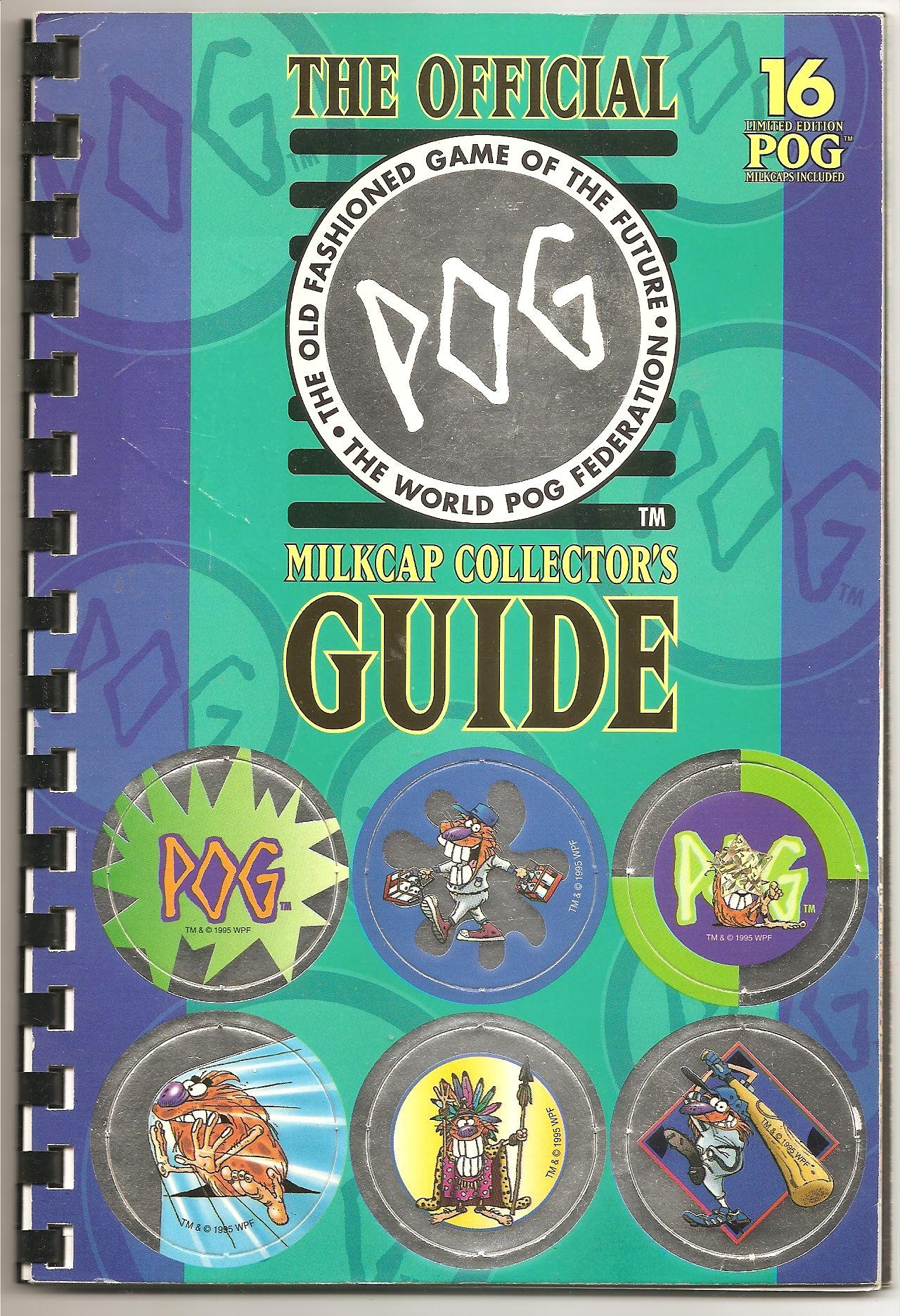 The Official Pog Milkcap Collector's Guide: Amazon co uk: Shane