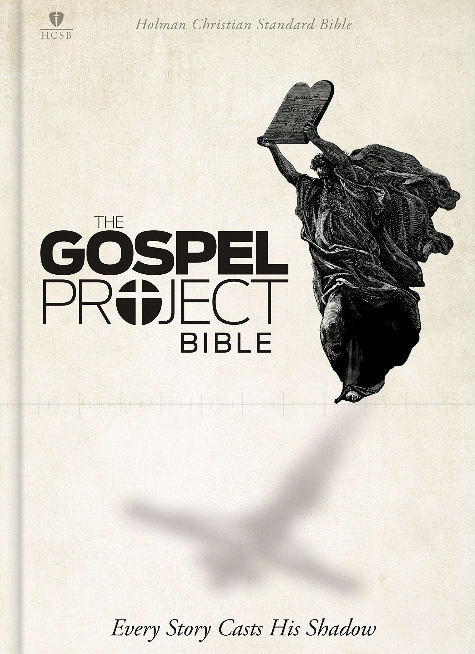 The Gospel Project Bible Hcsb Printed Hardcover Holman Bible Staff 9781433613883 Books