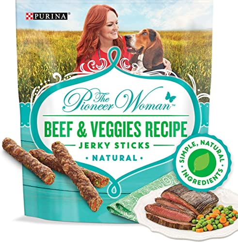 The Pioneer Woman Grain Free All Natural Jerky Dog Treats