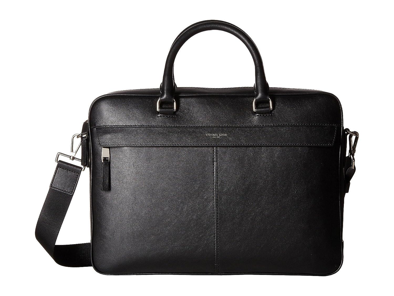 [マイケルコース] Michael Kors メンズ Owen Large Briefcase ブリーフケース [並行輸入品] B01N77WQNG ブラック