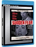 Sudden Fear [Blu-ray] [Import]