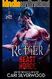 Rutger: Scifi Warrior Dystopian Romance (Beast Horde Book 2)