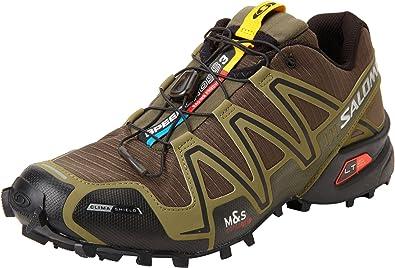 Salomon Speedcross 3 CS Trail Zapatillas Para Correr - 41.3: Amazon.es: Zapatos y complementos