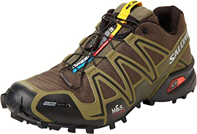 Salomon Speedcross 3 CS Trail Zapatillas Para Correr - 41.3 ...