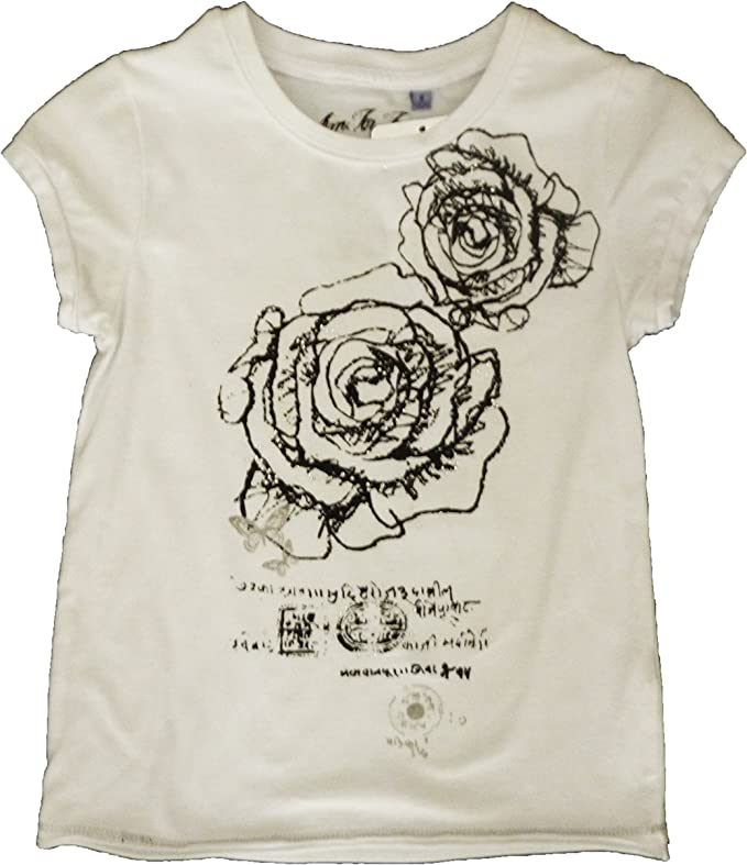 Creem Camisetas de Manga Corta para ni/ña
