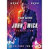 John Wick: Chapter 3 - Parabellum [DVD] [2019] [Region 2]
