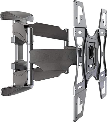 NB Emmy Mount DF600 Full Motion Cantilever Mount for Flat Panel TV Screens 32 to 60 Inches up to 100 lbs