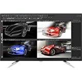 "Philips BDM4350UC 43"" Brilliance Monitor, 4K UHD3840x2160 IPS 10-bit Panel, MultiView PIP/PBP, HDMIx2/DisplayPortx2/VGA, USB 3.0 hub, Speakers"