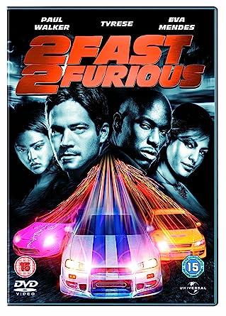 2 Fast Furious DVD
