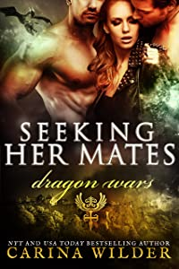 Dragon Wars: A BBW Shifter Romance (Seeking Her Mates Book 5)
