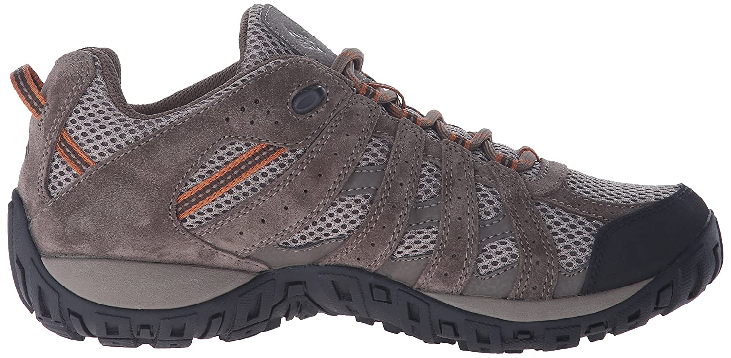 Columbia Men's rotmond Trail schuhe, Pebble Dark Dark Dark Ginger, 10.5 M US 883478