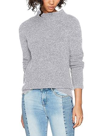 8db0380ef90 Vila Clothes Viplace L s Knit Turtleneck Top-Noos