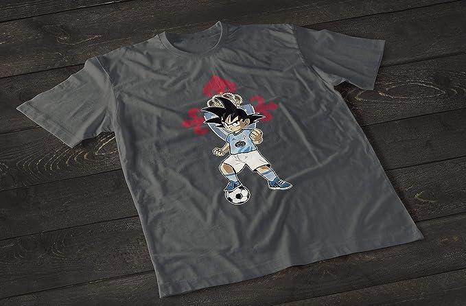 Ropa4 Camiseta Goku Celta de Vigo 2018-2019 (S): Amazon.es: Ropa y accesorios