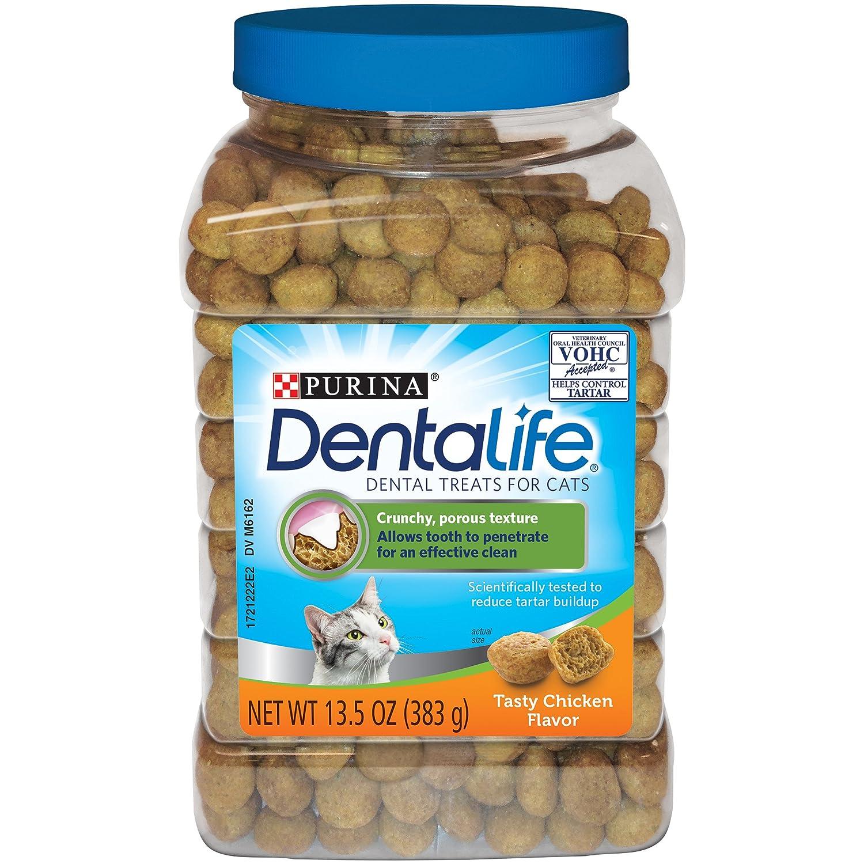 Purina DentaLife Dental Cat Treats by Purina DentaLife