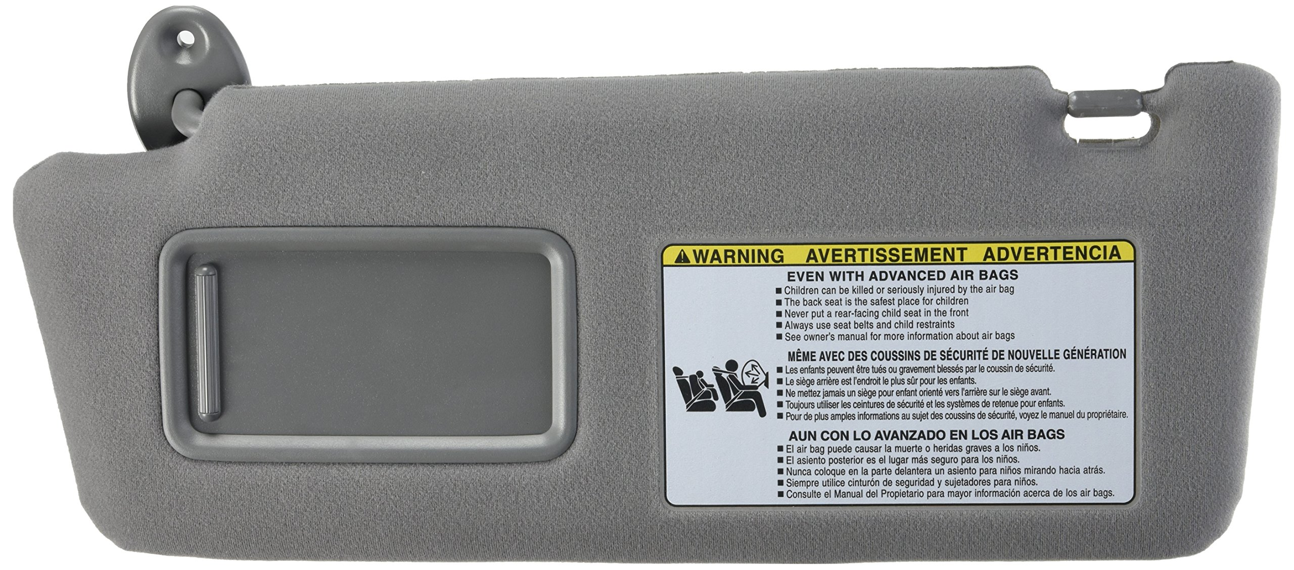 TOYOTA Genuine 74320-04181-B1 Visor Assembly