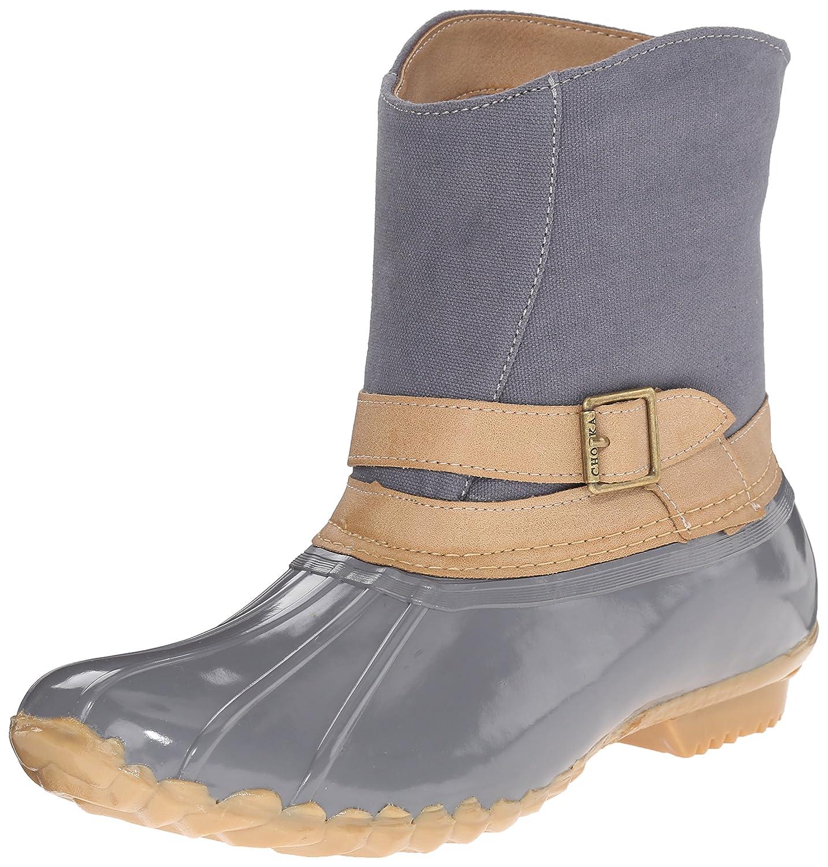 Chooka Womens' Waterproof Fashion Step-In Duck Boot