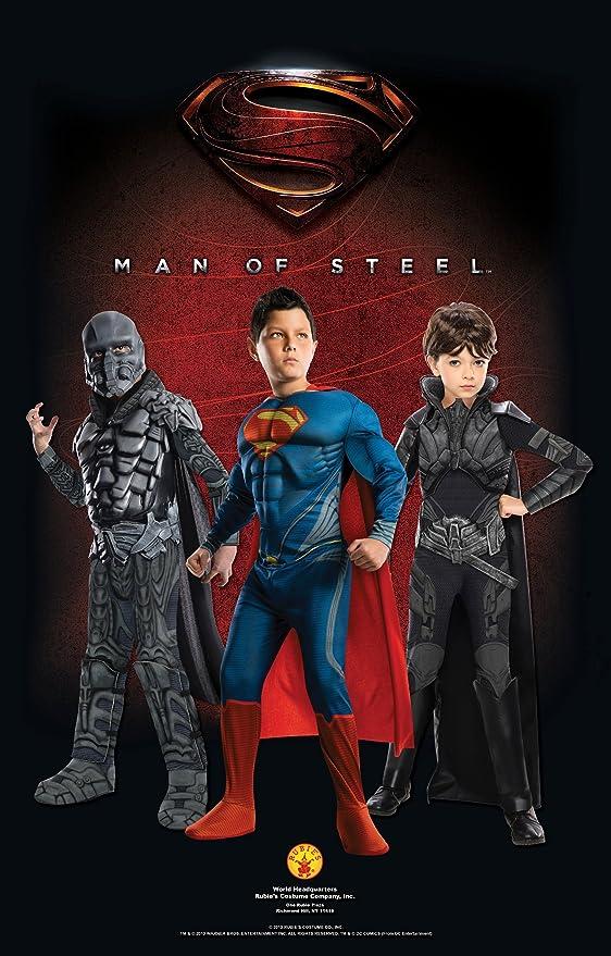 Rubies Superman, Man of Steel Deluxe Muscle Chest Jor-El Costume