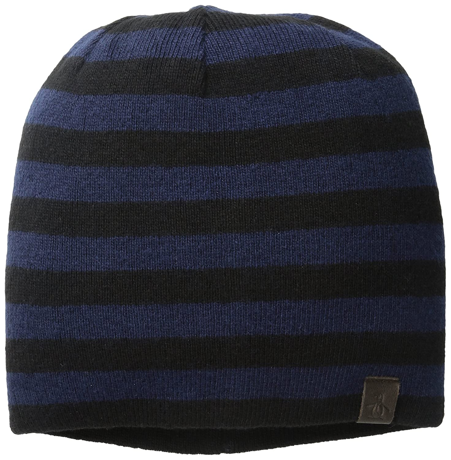 Original Penguin Men's Ashmore Stripe Beanie Eiffel Tower One Size PNH0323