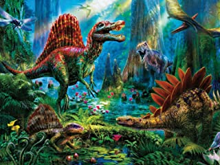 product image for Ceaco 2229-3 Prehistoria - Spinosaur Puzzle