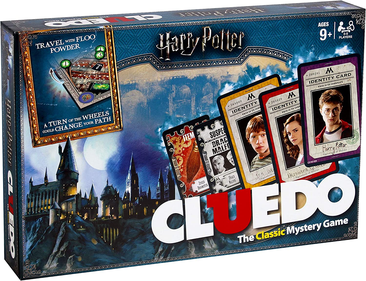 Cluedo harry potter en español