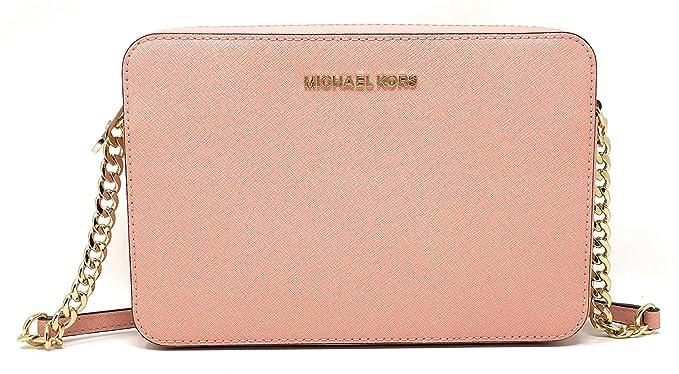 MICHAEL Michael Kors Women's Jet Set Cross Body Bag (Pale Pink)