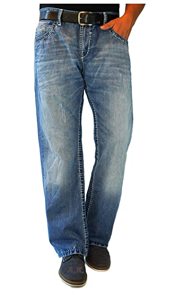Camp David Boot Cut Jeans Stone used Regular Fit, Color