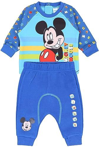 Chándal para bebé Mickey Mouse Disney: Amazon.es: Ropa y accesorios