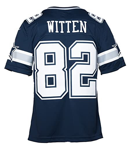 1f2c7bd23 Amazon.com   Dallas Cowboys Jason Witten  82 Nike Navy Limited Jersey    Sports   Outdoors