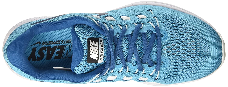 NIKE Men's Air Zoom Vomero 12 Running Shoe B06XSCRH5P 12 D(M) US|Work Blue/Dark Obsidian/Binary Blue