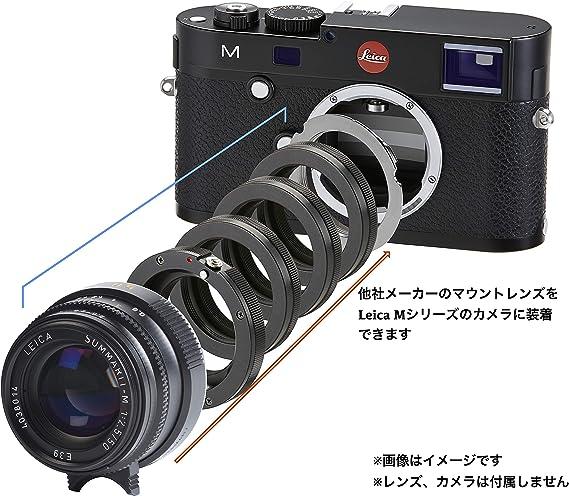 Novoflex adaptador Leica m a MFT MFT//Lem