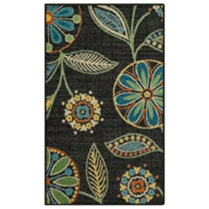 Maples Rugs Kitchen Rug - Reggie Artwork Collection 2 x 3 Non Skid Small Accent Throw Rugs [Made in USA] for Entryway and Bedroom, 1'8 x 2'10