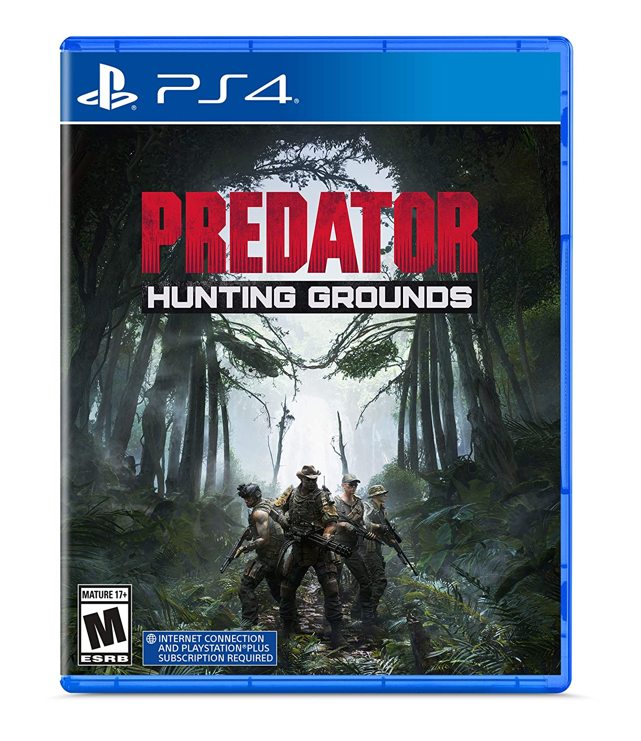 Predator. Hunting Grounds for Playstation 4 [Usa]: Amazon.es: Cine y Series TV