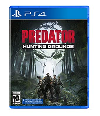 Predator. Hunting Grounds for Playstation 4 [Usa]: Amazon.es: Cine ...