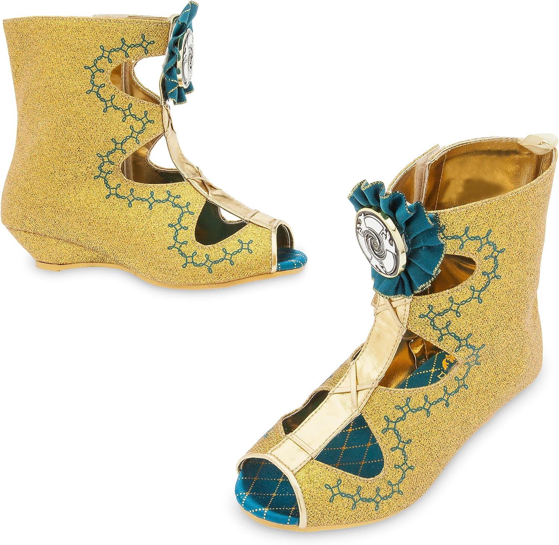 Disney Merida Costume Shoes for Kids Multi