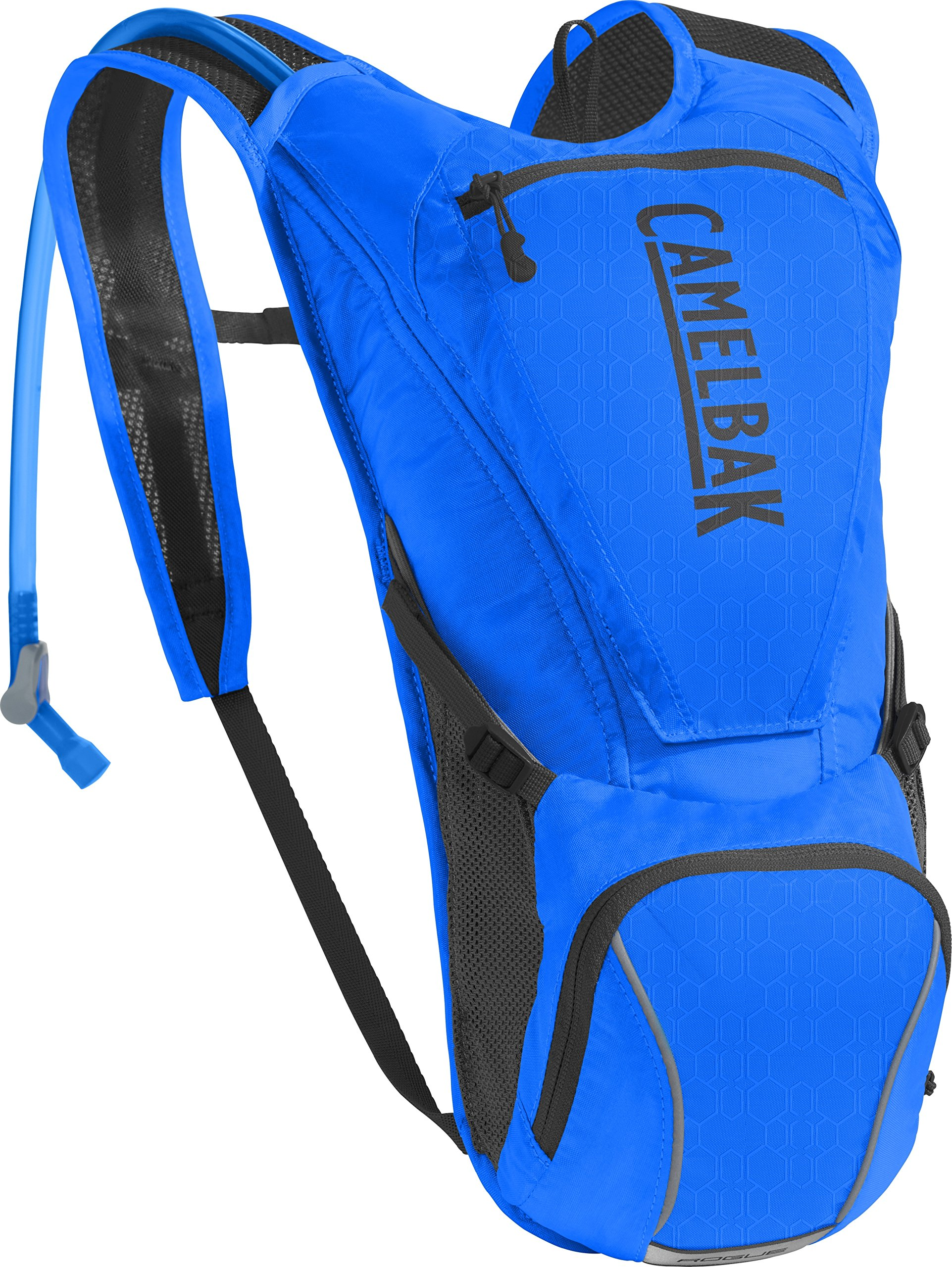 CamelBak Rogue Crux Reservoir Hydration Pack, Carve Blue/Black, 2.5 L/85 oz by CamelBak