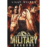 Military Dragons: Paranormal Menage Mating Romance