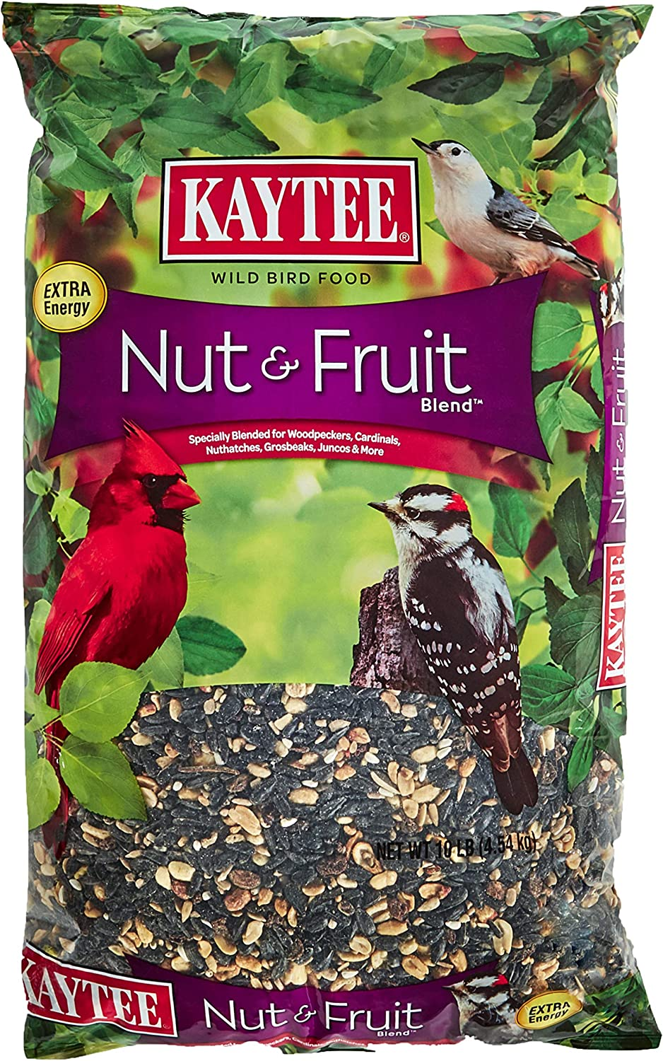 Kaytee Nut And Fruit Blend 10 Pounds