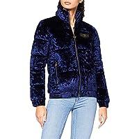 Gianni Kavanagh Blue Velvet Gems Jacket Mujer