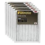 Filtrete Clean Living Basic Dust AC Furnace Air