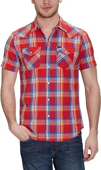 Lee Camisa para Hombre: Amazon.es: Ropa y accesorios