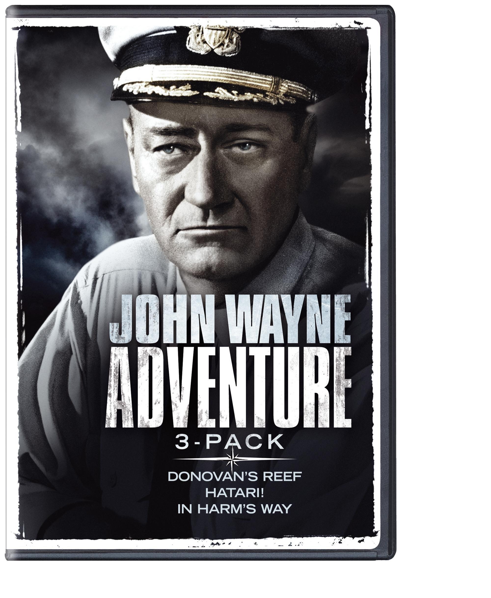 John Wayne Adventure Collection (3pk) by Warner Home Video
