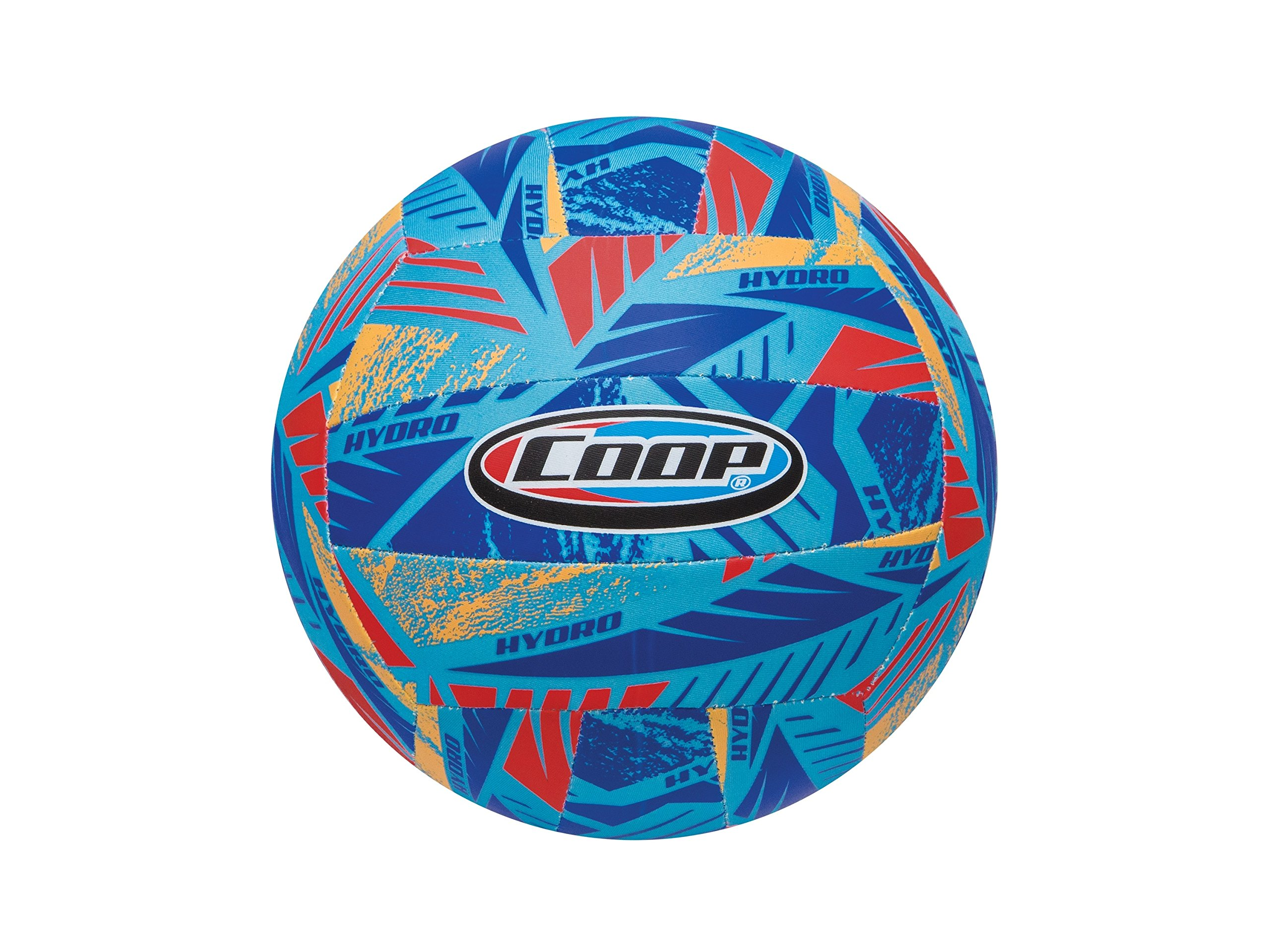 COOP Hydro Volleyball, Blue/Red