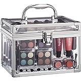 Makeup Trading Schmink Set Transparent Paleta de Sombras - 77 gr