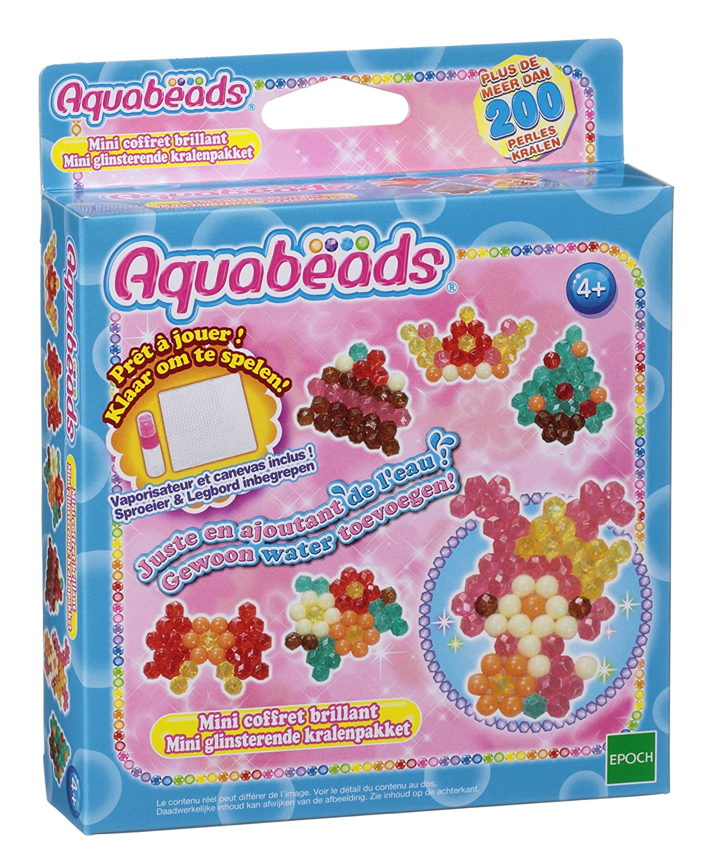 Aquabeads–31159–Mini caja brillante