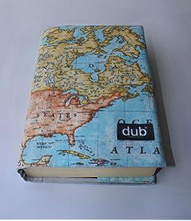 DUB DubmapaL - Funda para libros: Amazon.es: Oficina y papelería