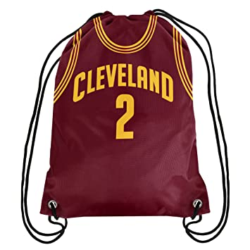 Amazon.com : Cleveland Cavaliers Drawstring Backpack Gym Bag ...